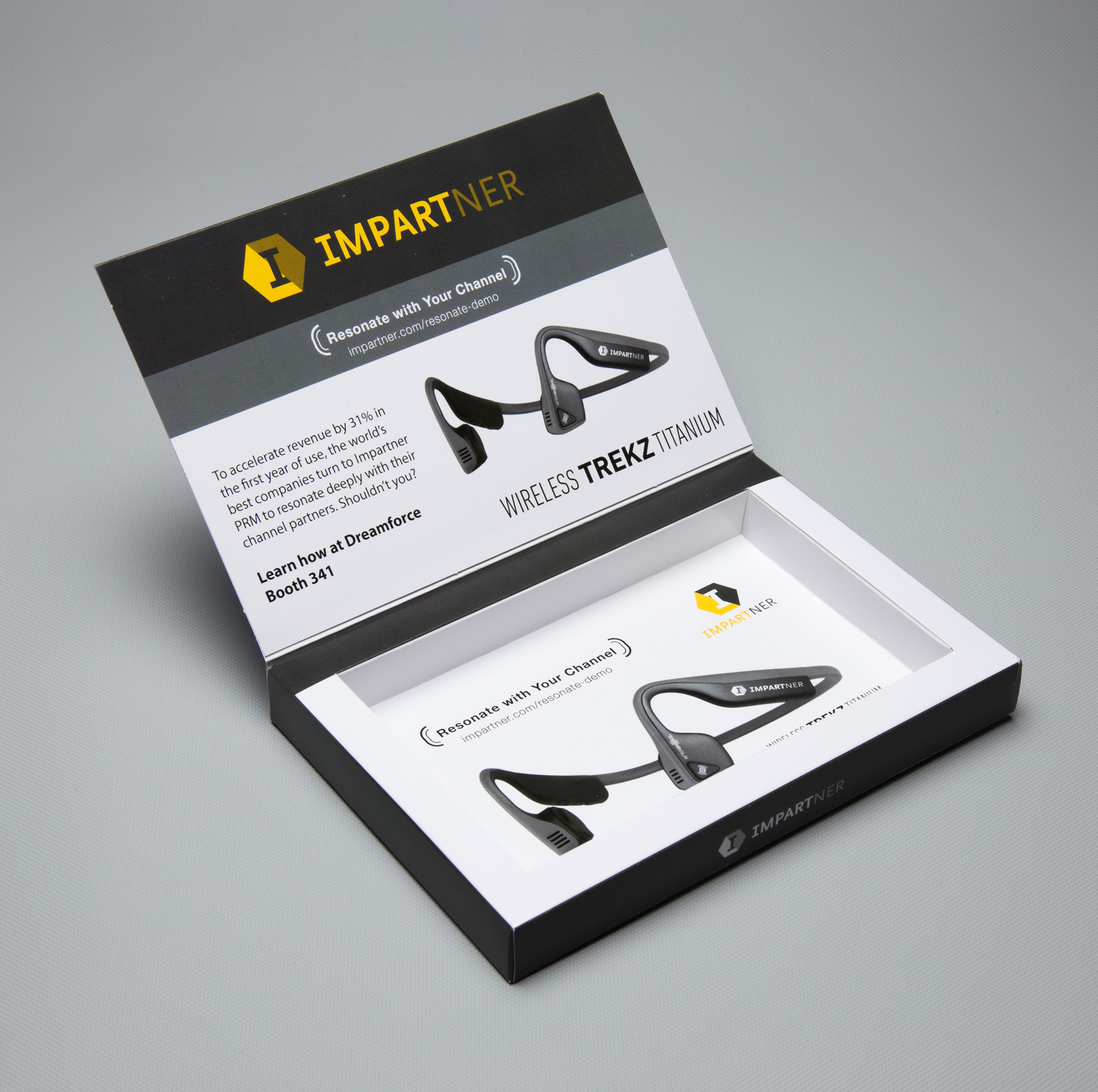 Impartner Drives Responses with the Large Well Box