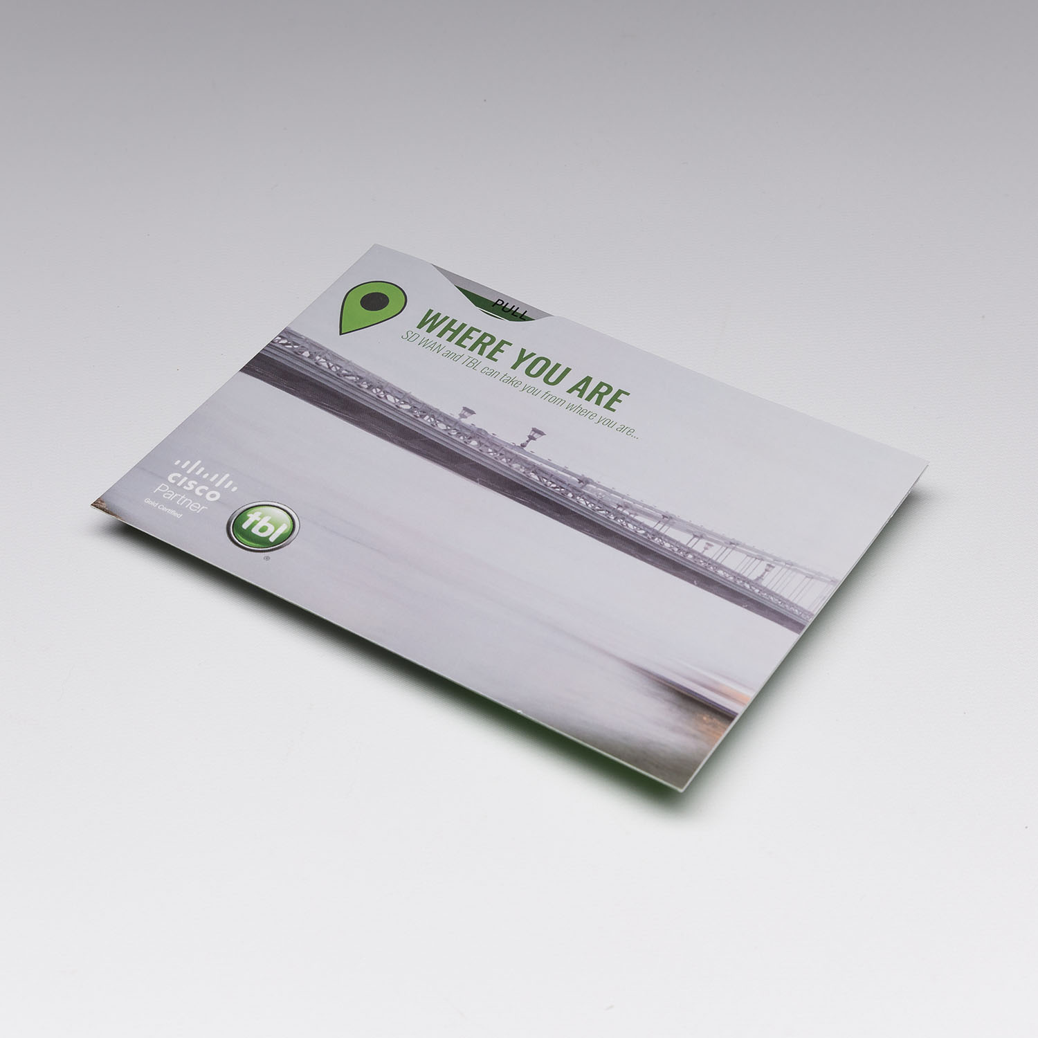 Increase the attention of your companies cold audience with our Jackknife Direct Mail Marketing Tool
