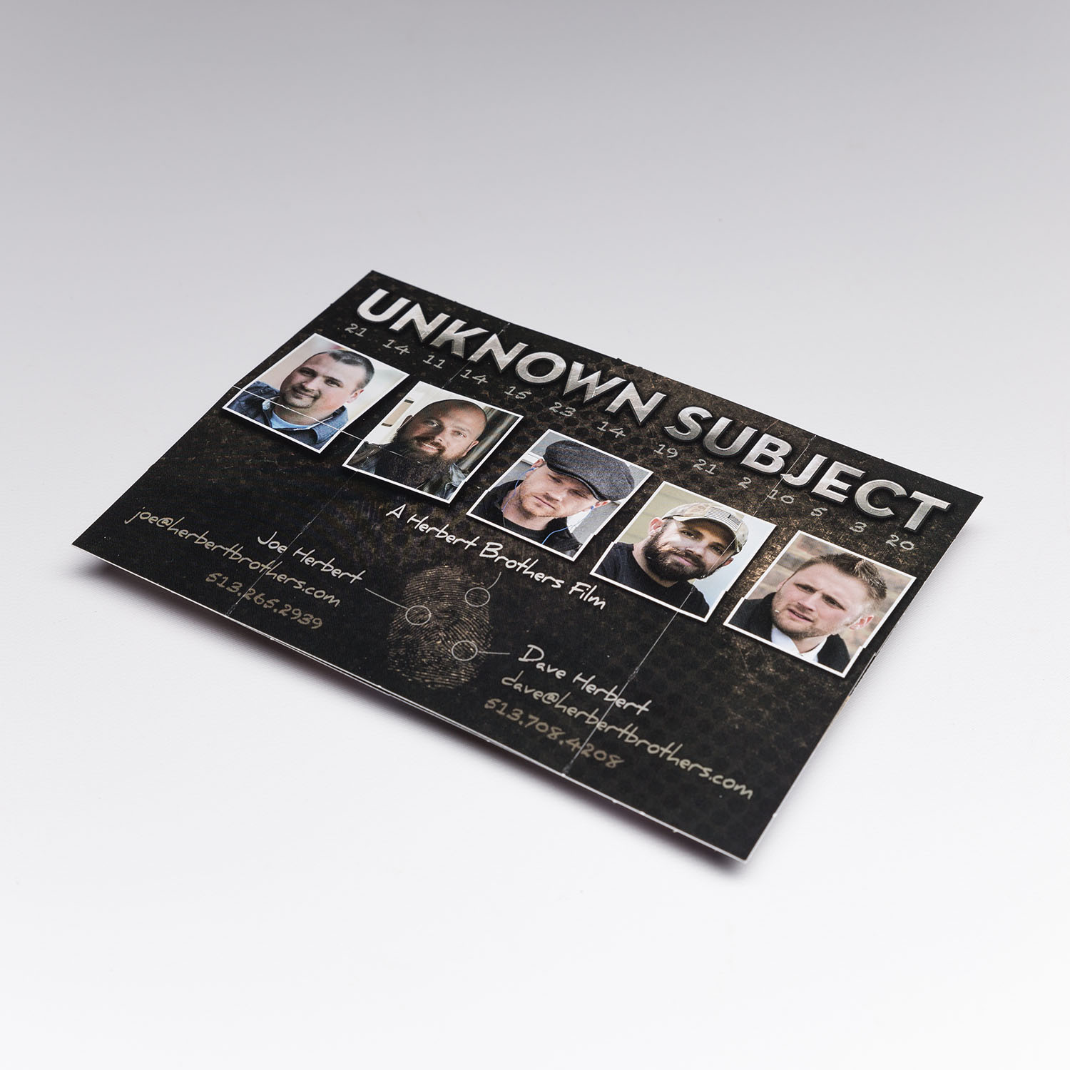 Deliver exciting news with our Flapper, the ability to fold itself to reveal new information with every fold