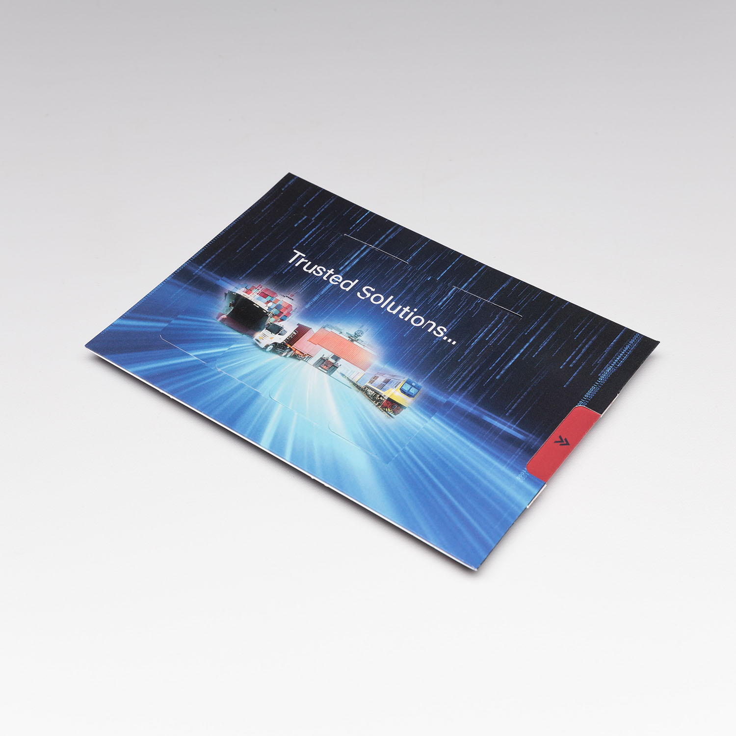 Stand out from the competition at a trade show with our Magic Changing Picture. Sure to show the shift from old to new