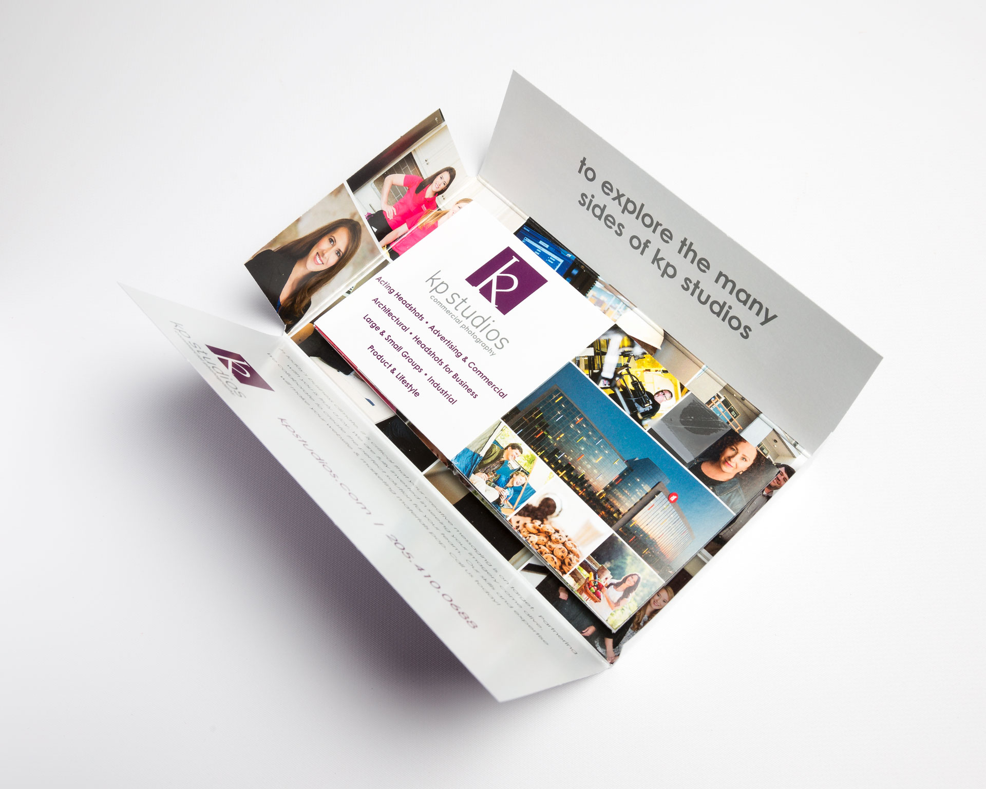 "KP Studios Generates New Business with 3"" Pop Up Cube Mailer"