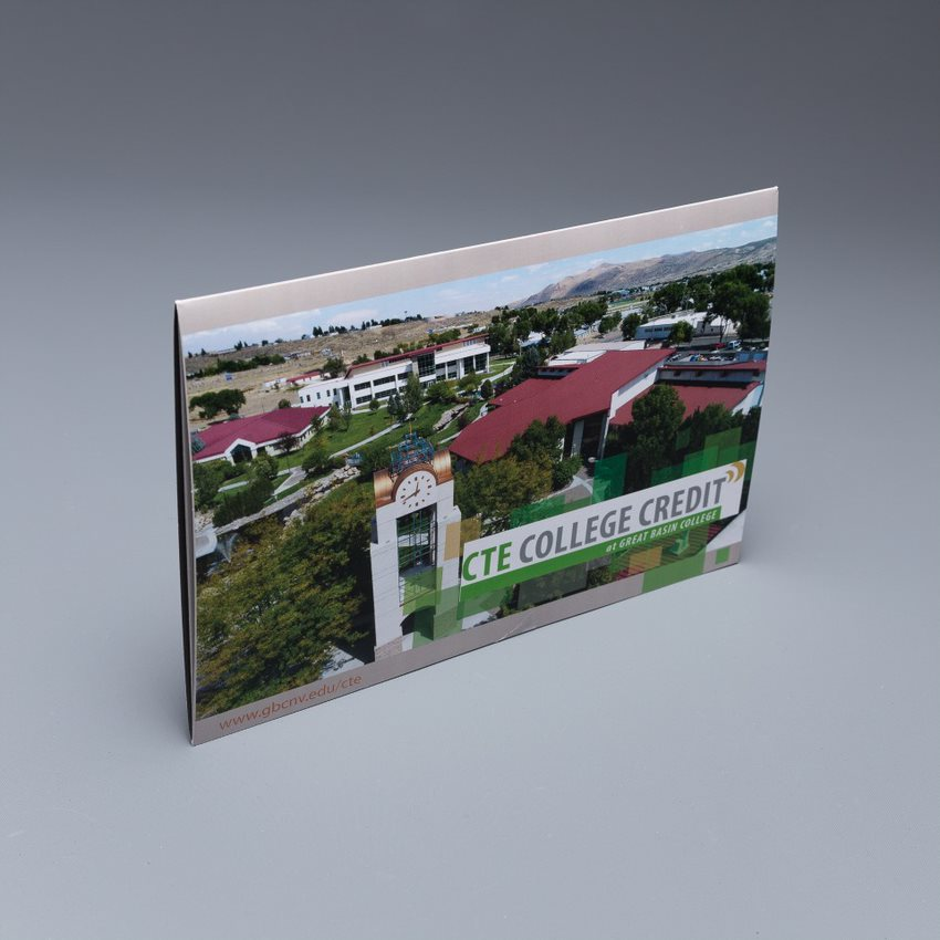 Mesh the digital and print world with our Web Key Mailers, sure to grab attention