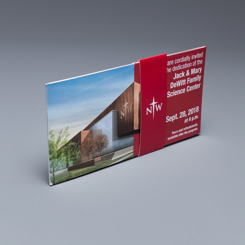 Make sure your educational donation asks get the attention they deserve with our Direct Mail Pop Up Cubes